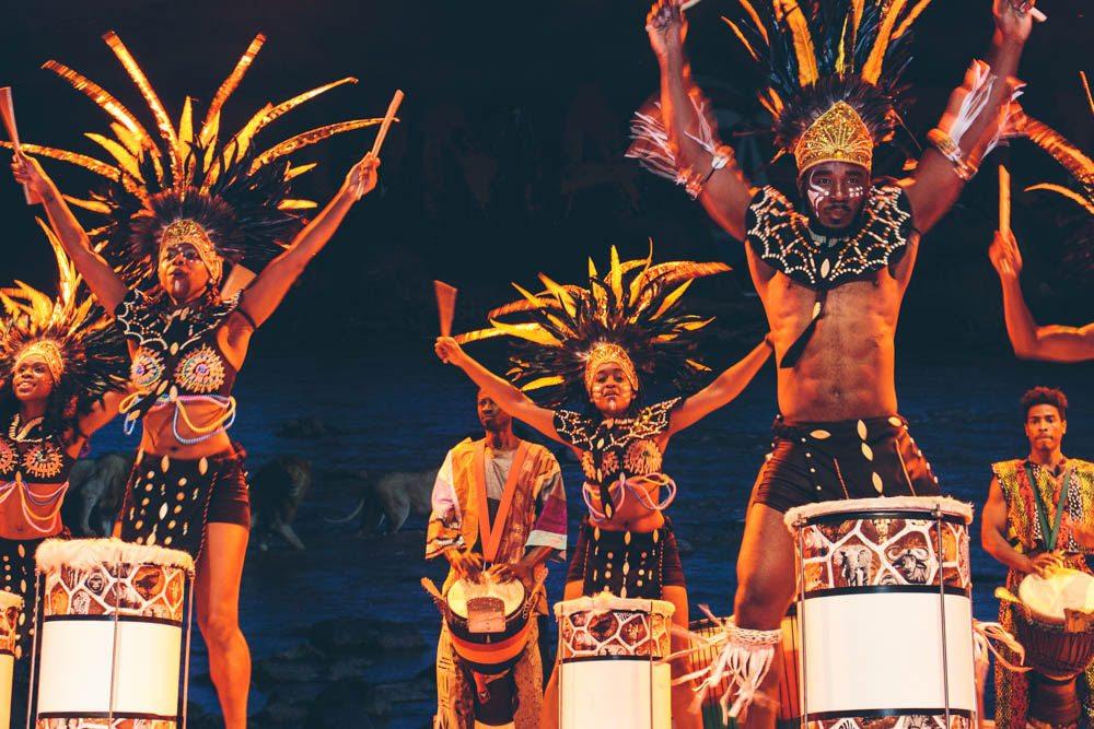 Cirque Zuma Zuma - SFSC Performing Arts